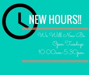 FB-IH Hours